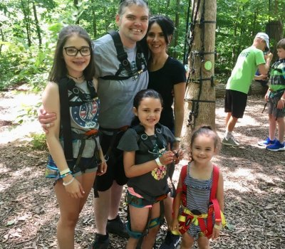Cancer Connect – Family Fun Day at Tree House World