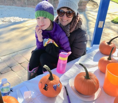 Cancer Connect Fall Festivities