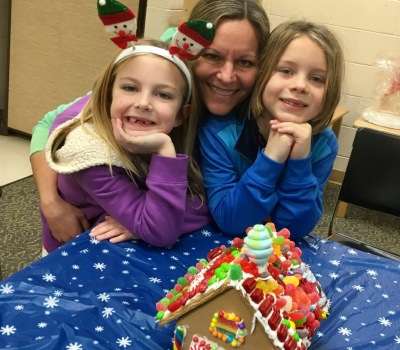 Connect and Remember Gingerbread Houses